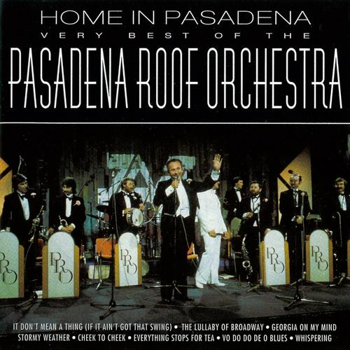 pasadena roof orchestra  free