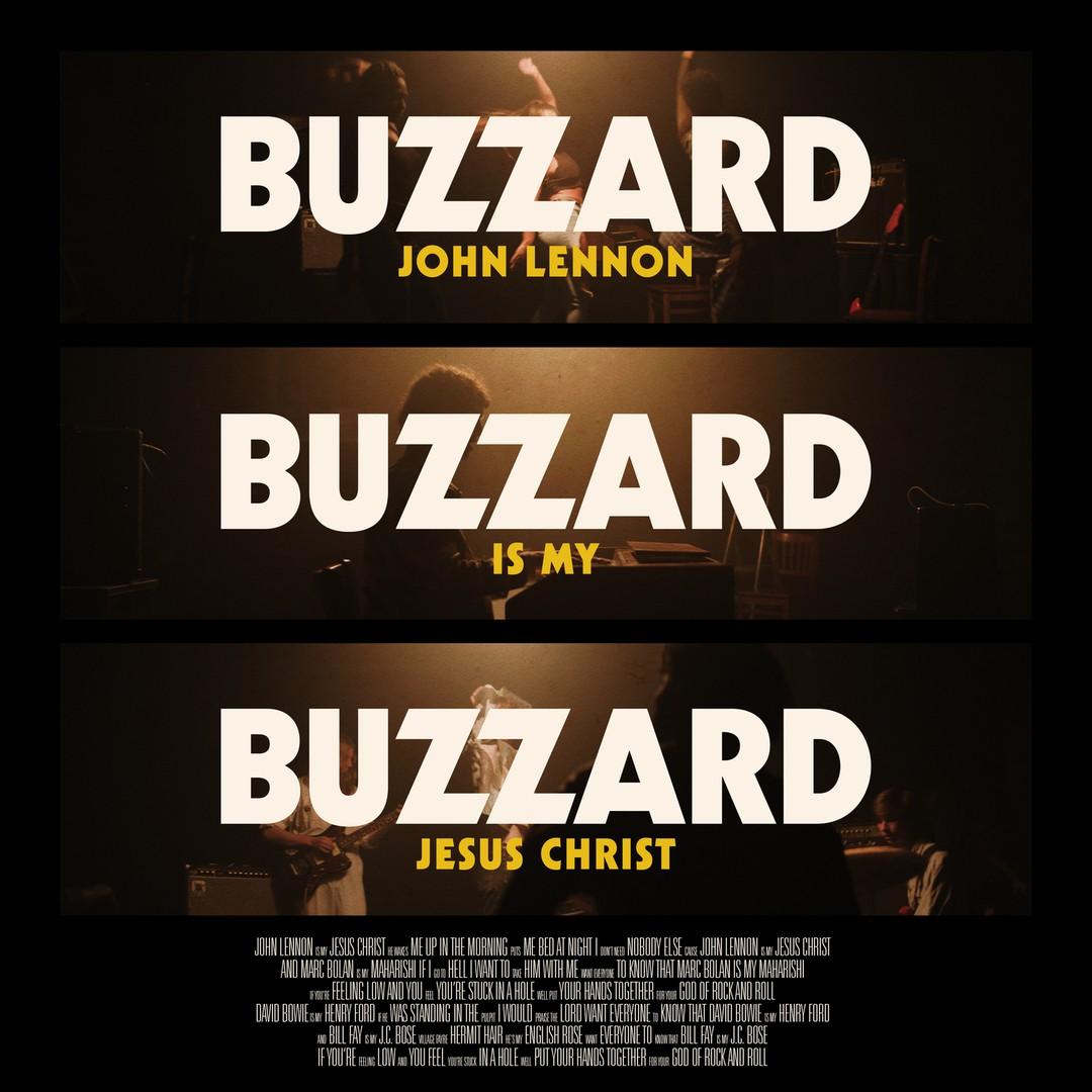 John Lennon Is My Jesus Christ Original Soundtrack Single By Buzzard Buzzard Buzzard Pandora