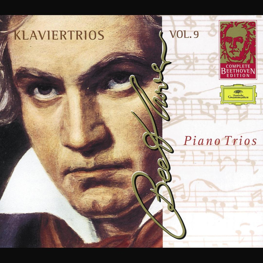 Beethoven: Piano Trios (Complete Beethoven Edition Vol 9) by