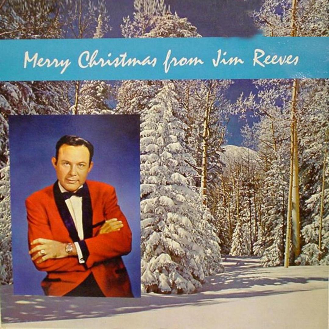 Old Christmas Card by Jim Reeves (Holiday) - Pandora