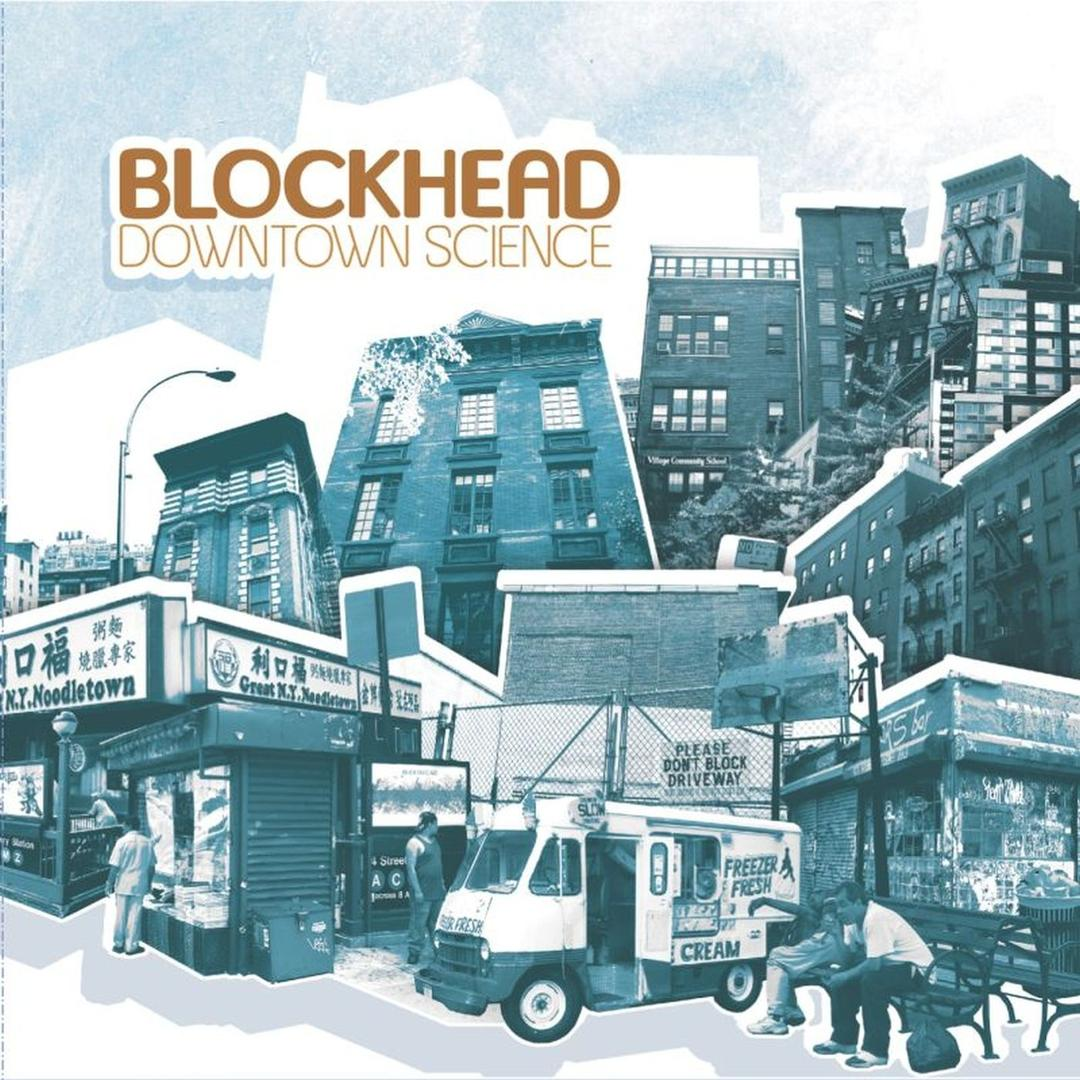 Grape Nuts And Chalk Sauce by Blockhead - Pandora