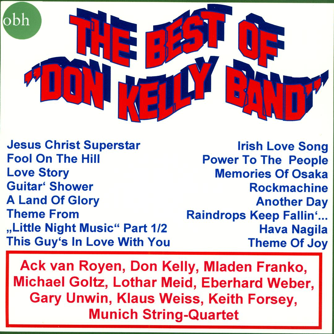 Raindrops Keep Fallin' On My Head by Don Kelly Band - Pandora