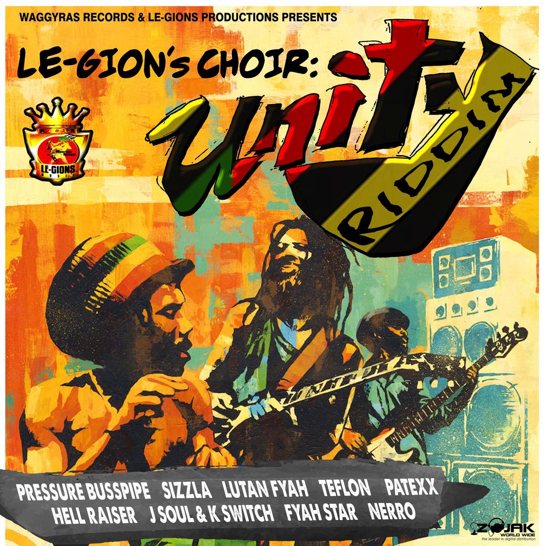 Unity Riddim Instrumental by Waggyras Records & Le-gions Music