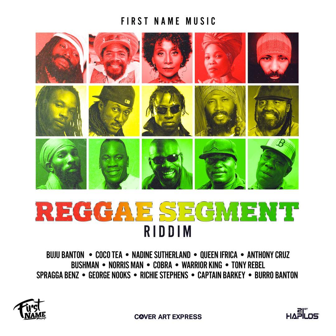 Reggae Segment Riddim (Instrumental) by First Name Music