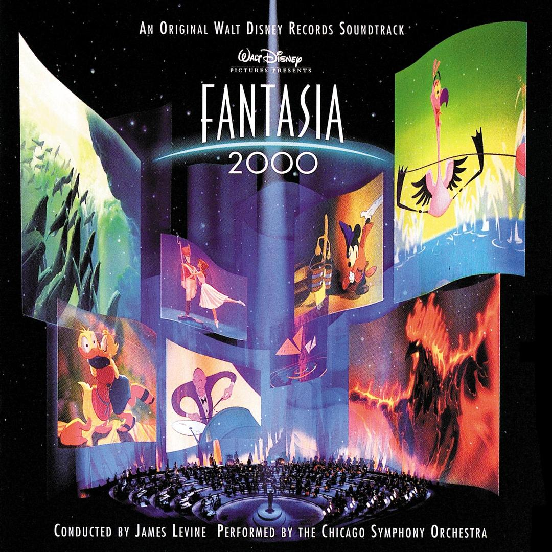 Fantasia 2000 An Original Walt Disney Records Soundtrack By Varios