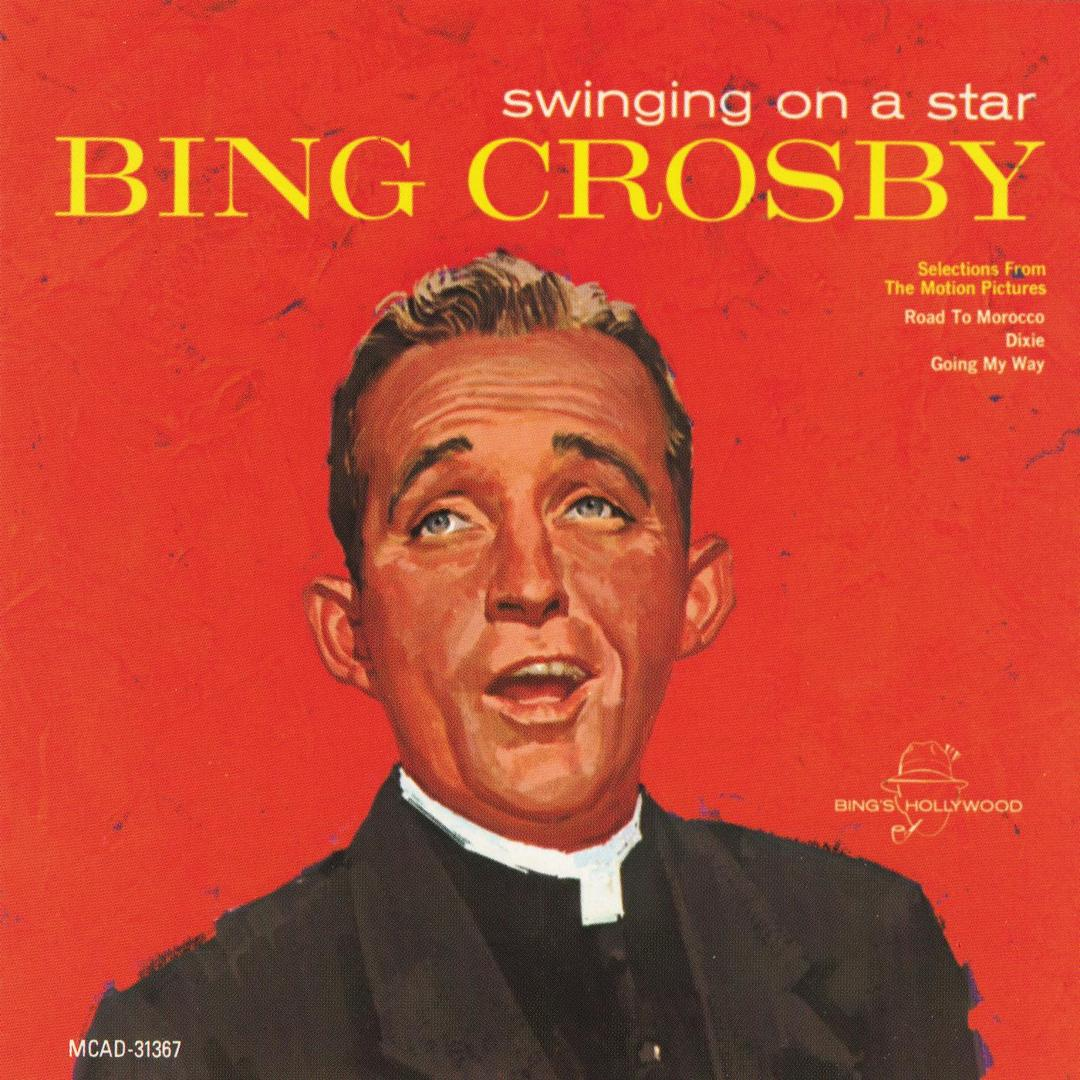 Image result for swingin on a star bing crosby 1944