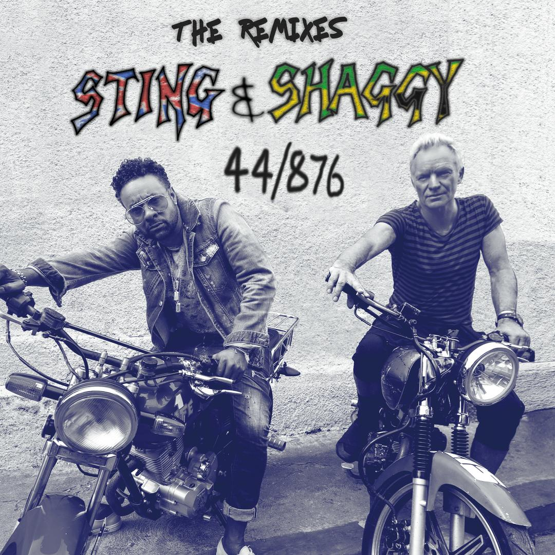44/876 (The Remixes) (Single) by Sting & Shaggy - Pandora