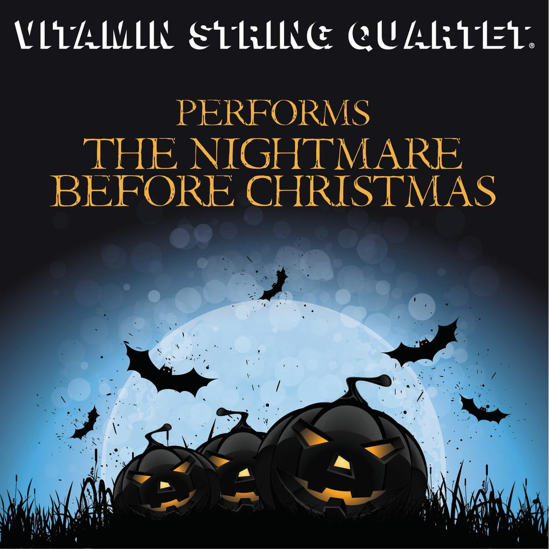 Vitamin String Quartet Performs The Nightmare Before Christmas by ...