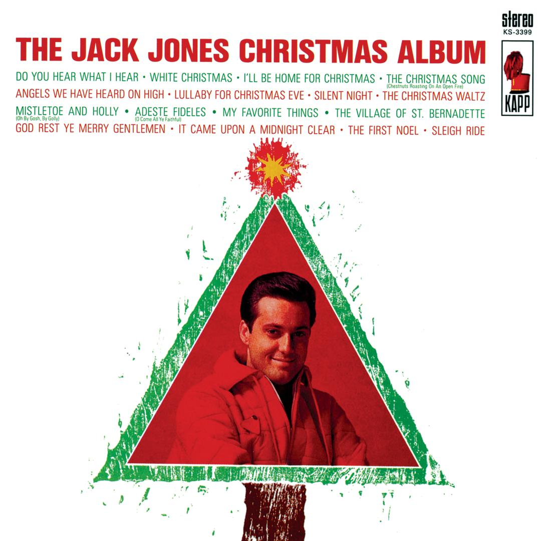 The Jack Jones Christmas Album by Jack Jones (Holiday) - Pandora