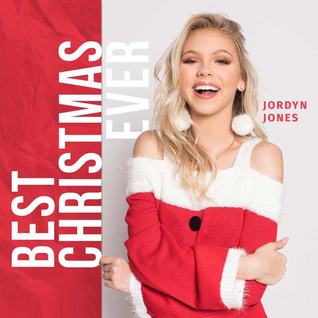 best christmas ever single by jordyn jones pandora - Best Christmas Pandora Station