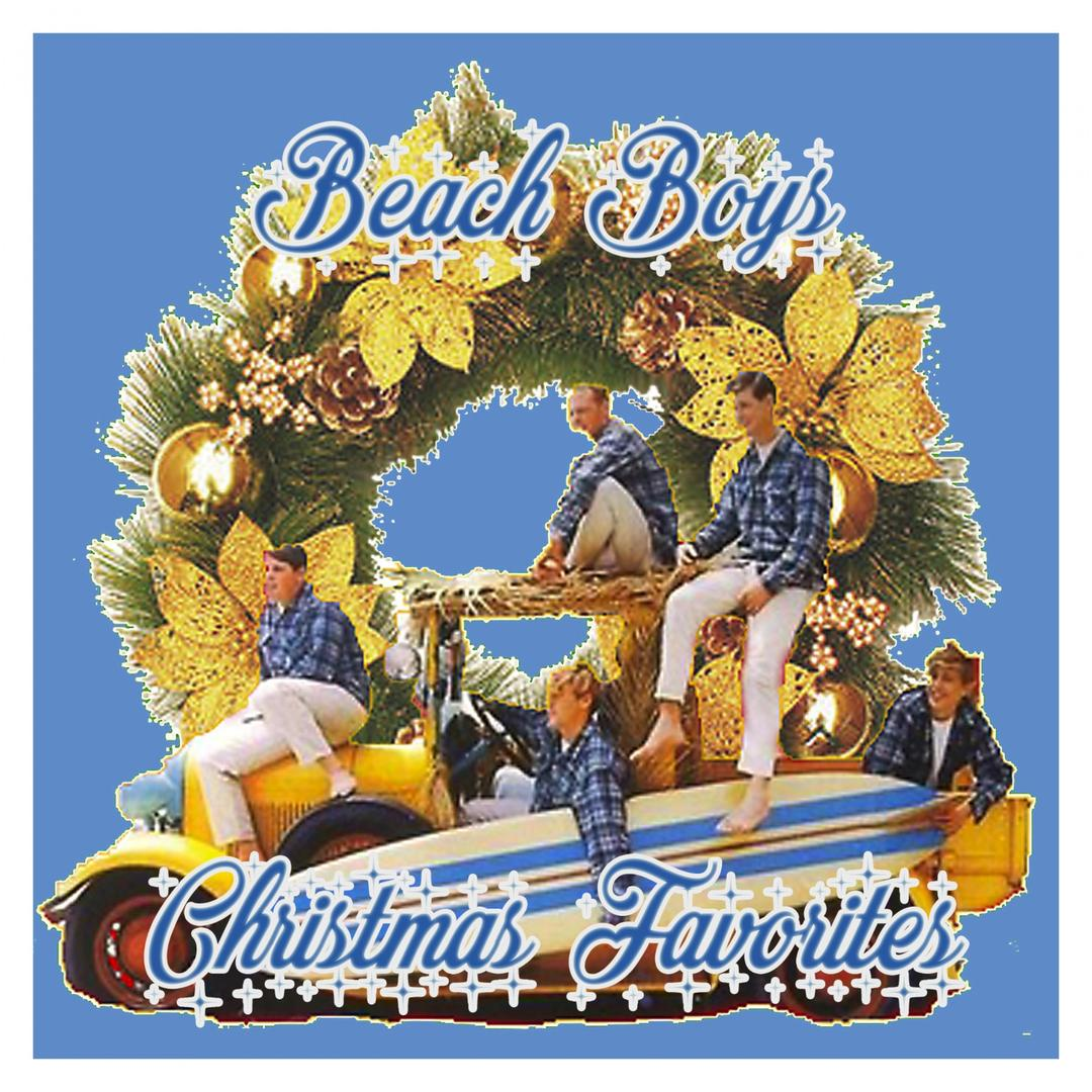 beach boys christmas favorites - Beach Boys Christmas