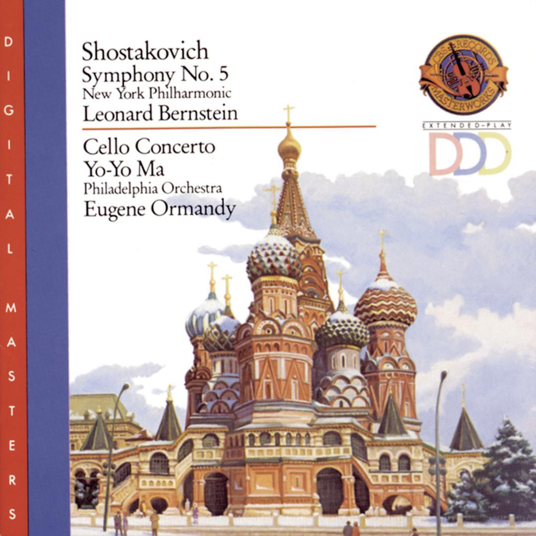 Shostakovich: Symphony No  5