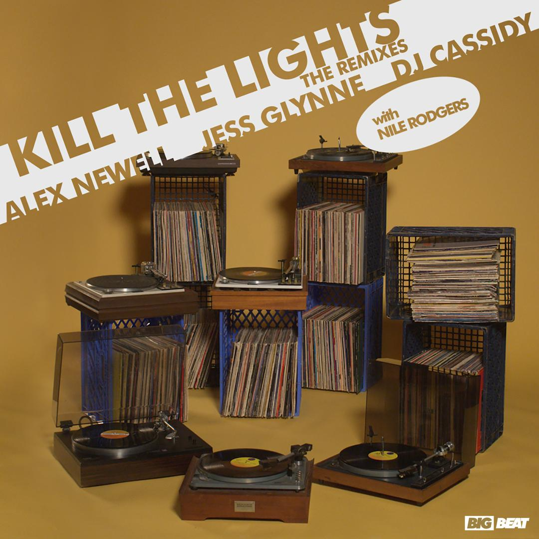 Kill The Lights (With Nile Rodgers) (Audien Remix) by Alex