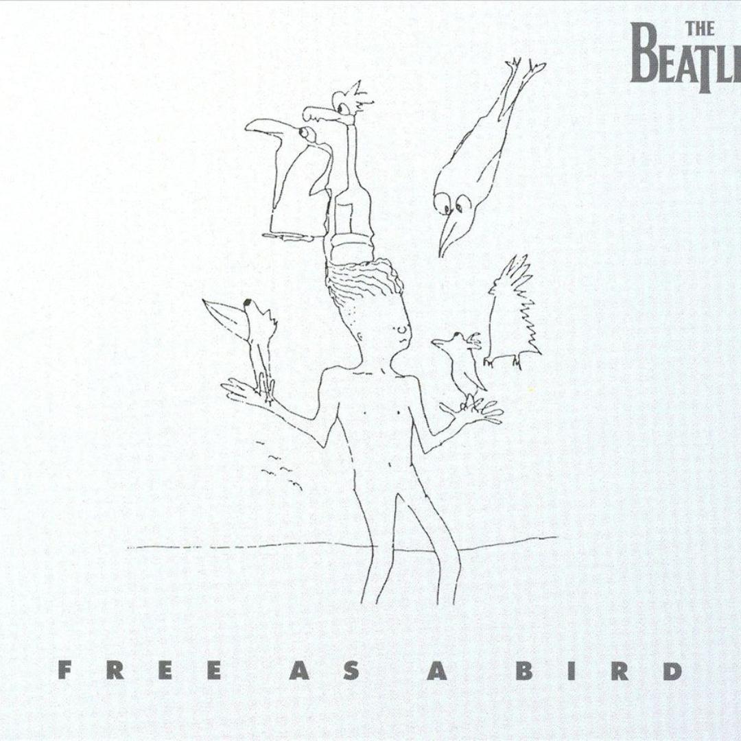 Free As A Bird Single By The Beatles Pandora