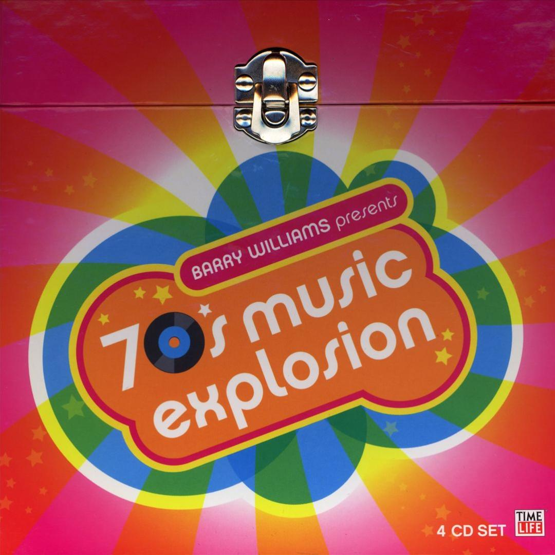 Barry Williams Presents: 70s Music Explosion by Various